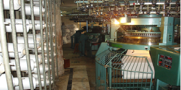 Knitting Units In Lahore : Facilities